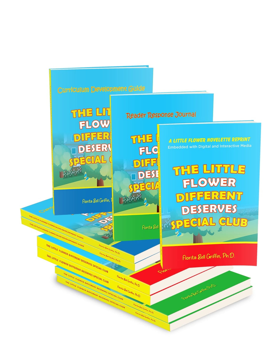 The Little Flower Different Deserves Special Club - Learner Bundle