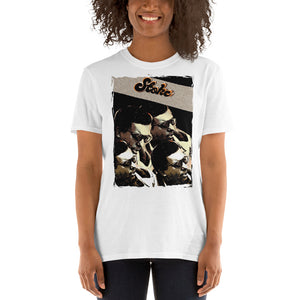 Black Power - Short-Sleeve Unisex T-Shirt