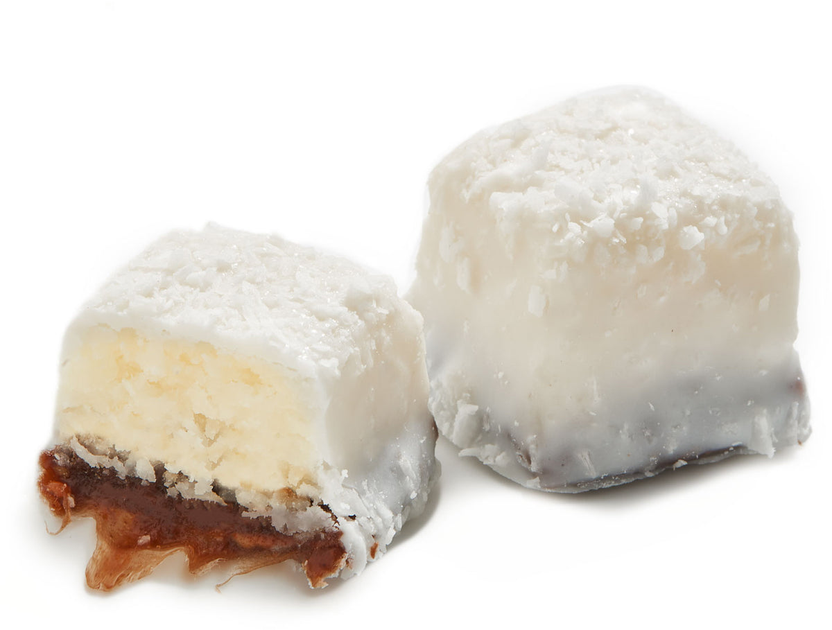 White Coconut Caramel.