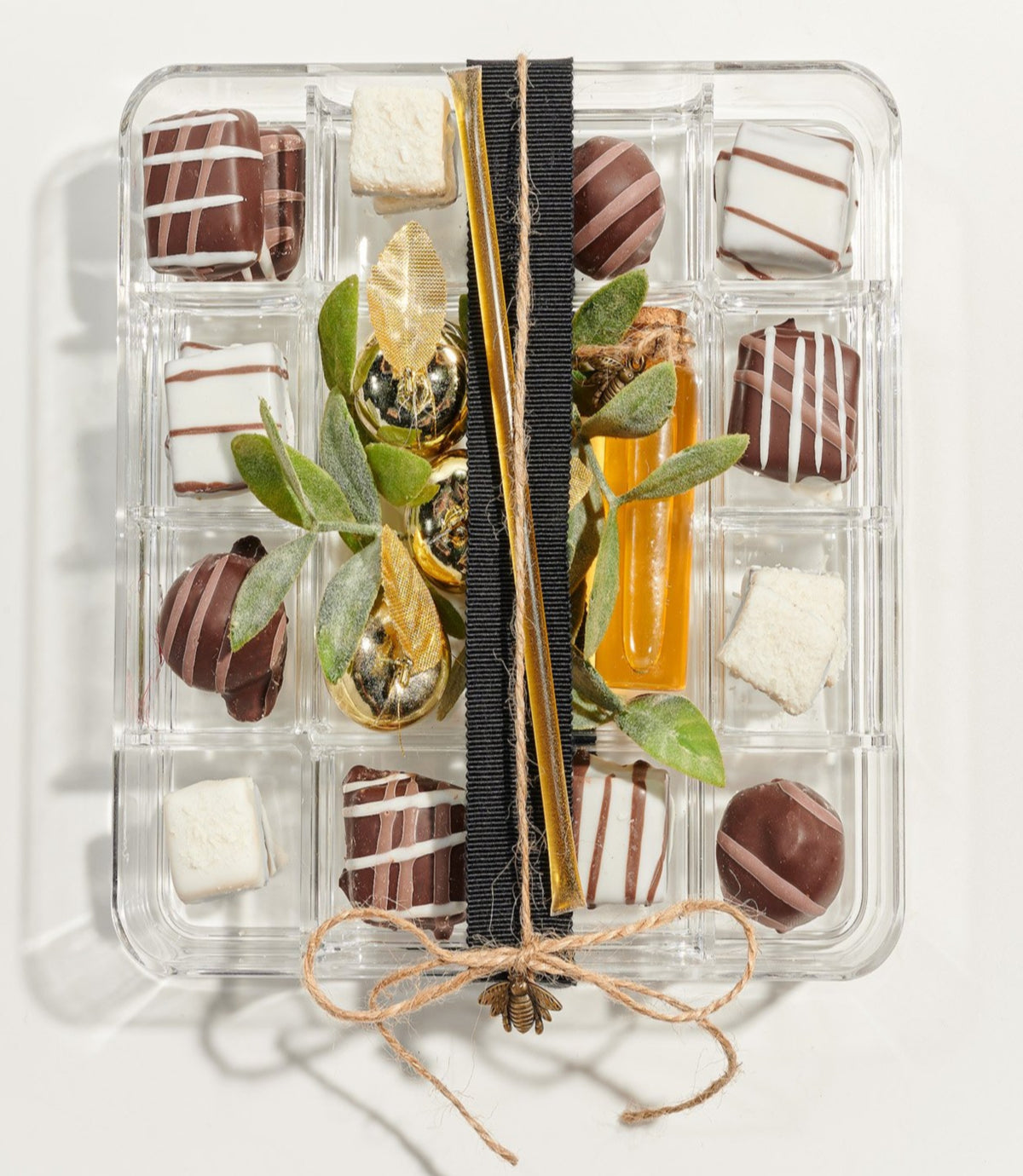 Kosher chocolate gift box