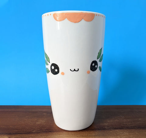 Coffee Mug - Large - Peach
