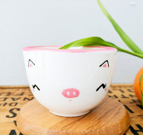 Soy candle - Pig