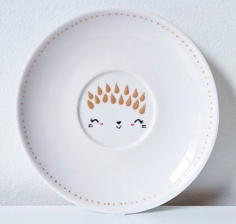 Saucer - Large - Hedgehog
