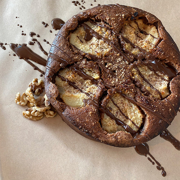 Load image into Gallery viewer, Dark Chocolate and Pear Torte