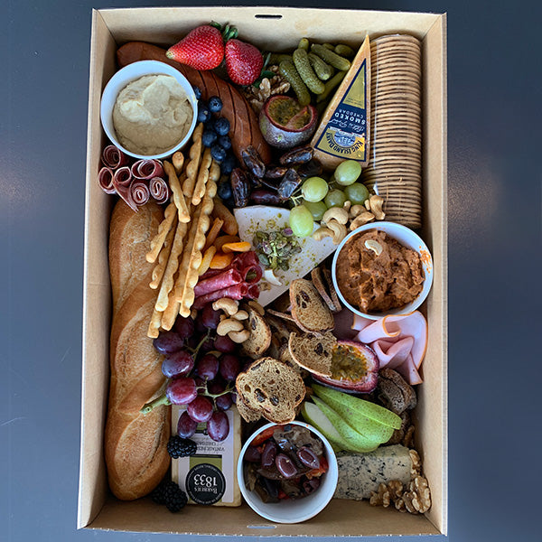 Load image into Gallery viewer, Grazing Platter in a Box