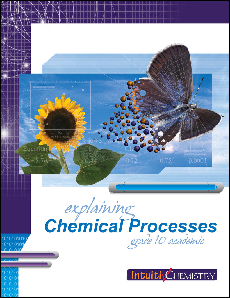 Explaining Chemical Processes