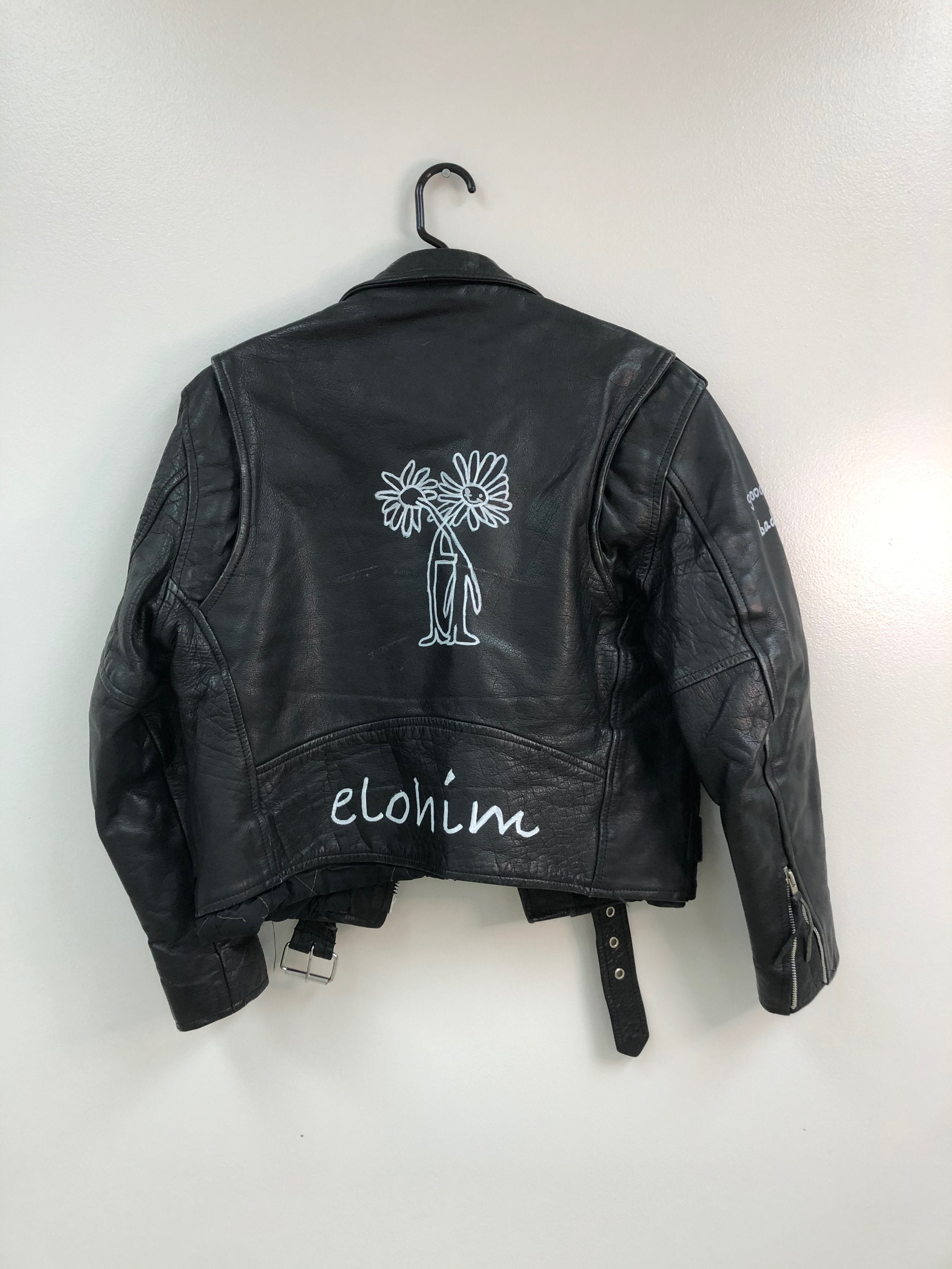 Genuine Leather Custom Jacket