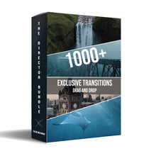 Load image into Gallery viewer, 1000+ Transitions Bundle Best