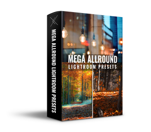 Mega Allround Lightroom Presets - 1200+