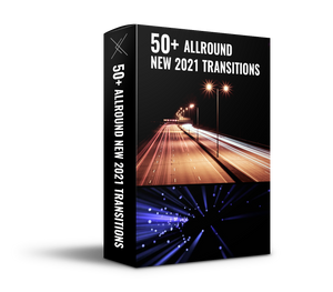 Allround New 2021 Transitions - 50+