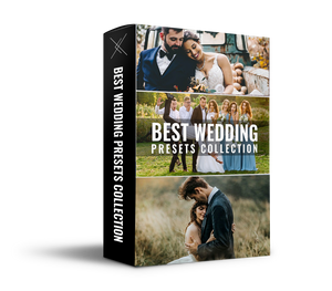 Best Wedding Presets - 150+