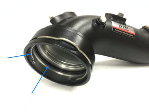 FTP-Motorsport N55 Charge Pipe With All Fittings