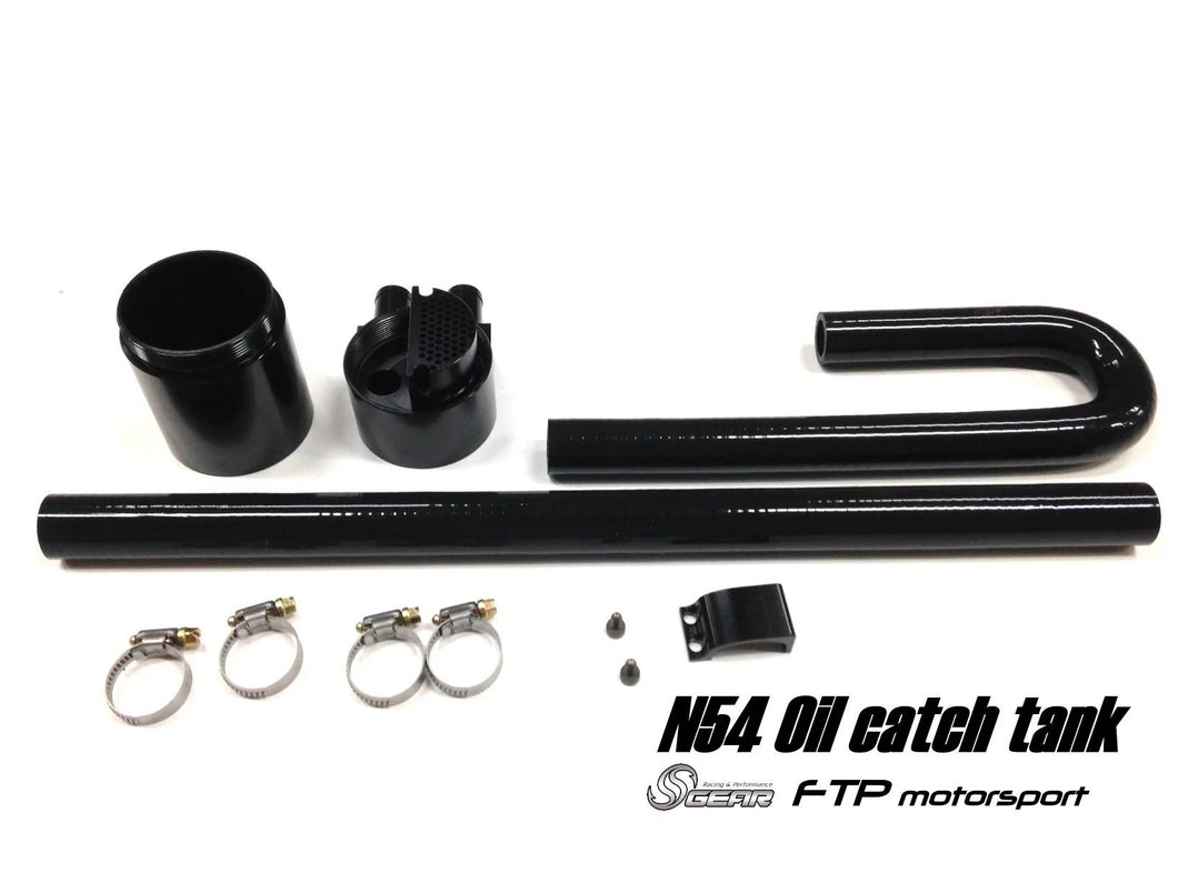 FTP-Motorsport N54 Oil Catch Can