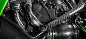 Eventuri S55 Carbon Fiber Chargepipes
