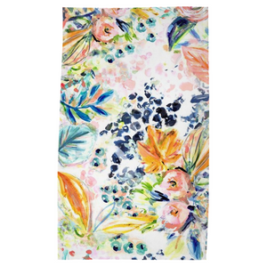 "Tea Towel - ""Spring Floral"" Design"