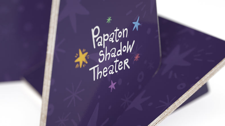 Papaton Shadow Theater – Award-winning playset for the entire family!