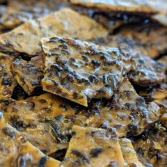 Cocoa Nib Brittle - Returning in September