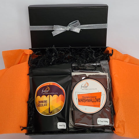 Drinking Chocolate - Marshmallow Gift Box