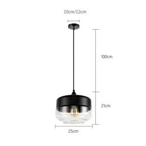 Glass Modern Hanglamp