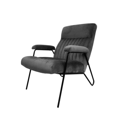 Fauteuil Chicago Grey