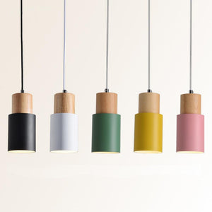 Minimal Colourful Hanglamp