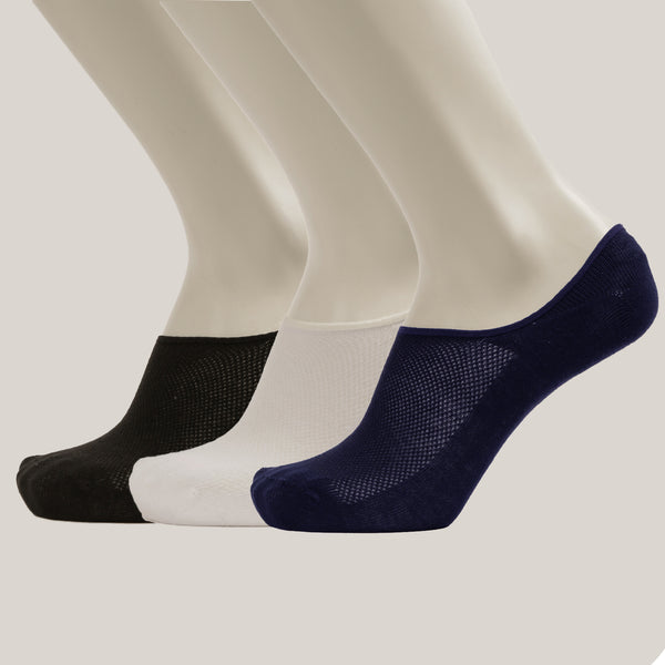 3-Pack Men low cut, Sport Cotton socks
