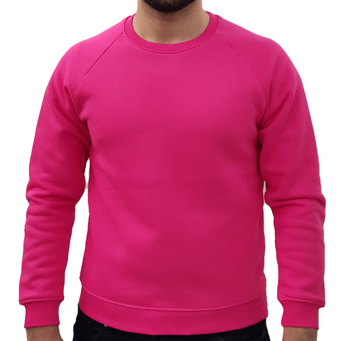 Men's Crewkneck Simple Sweatshirt