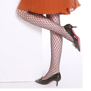 Fashion Large-Fishnet 80 Den, Pantyhose