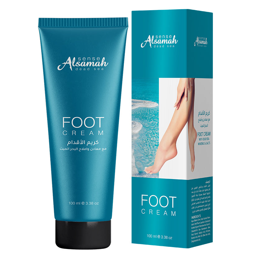 Foot Cream with Dead Sea Minerals