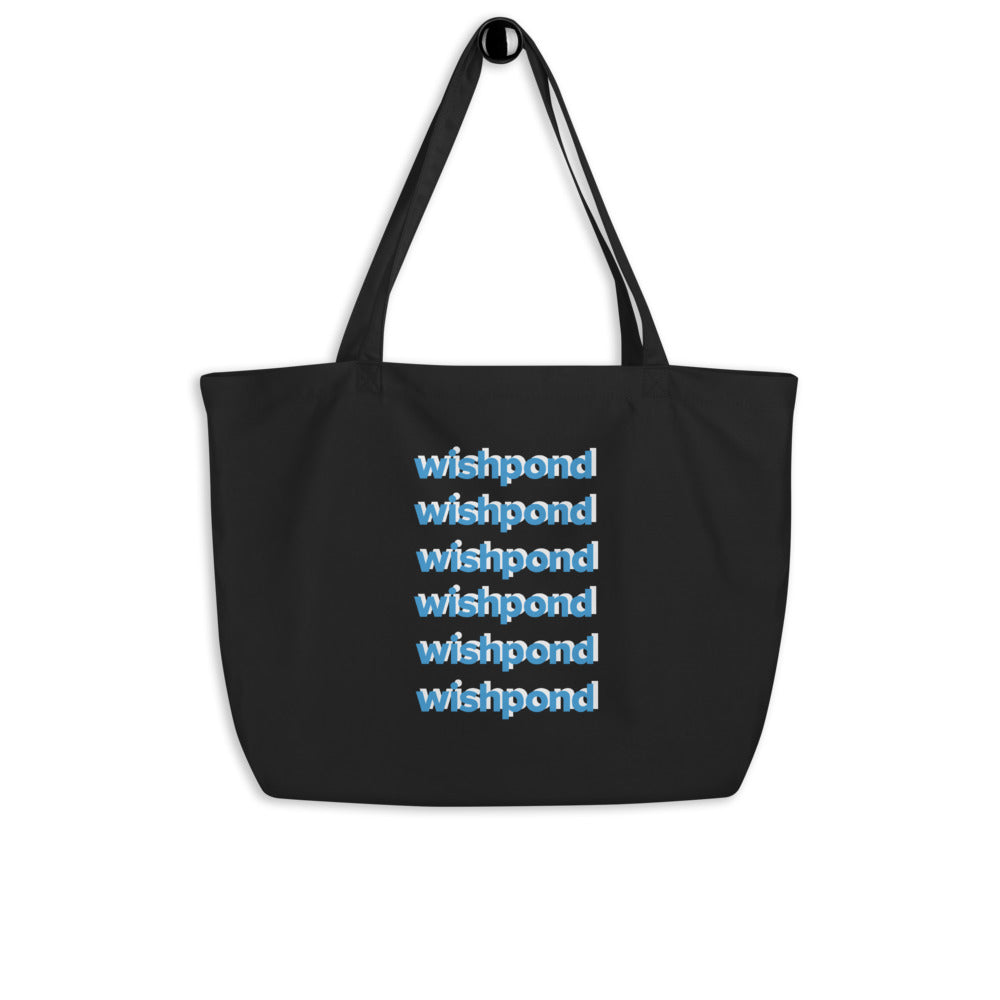 Large Wishpond Tote Bag