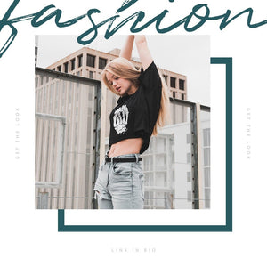 Milan Fashion Instagram Templates - Social Babe