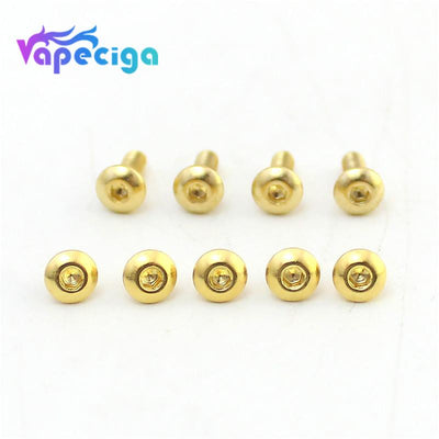 BILIET BOX MOD GOLD SCREWS