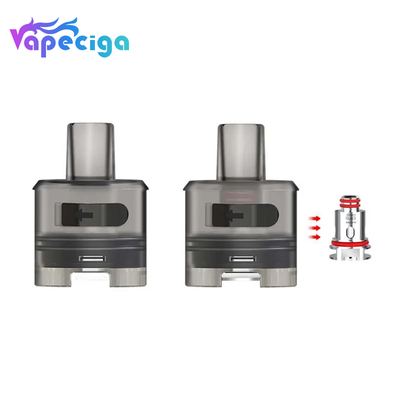 Hugo Vapor Boxer AIO Replacement Pod Cartridge 3.5ml 2pcs