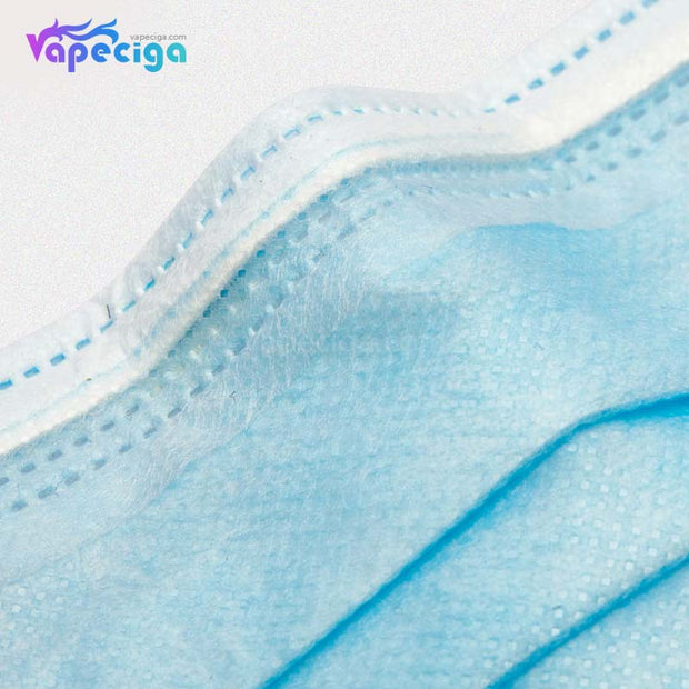 Disposable Medical Mask 3-layer Protective Face Mask with BFT 95% 50PCs