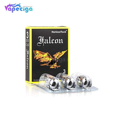 Horizon Falcon M2 Replacement Coil Head 0.16ohm 3PCs