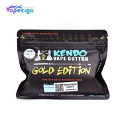 Kendo Vape Cotton Gold Edition 1.2m