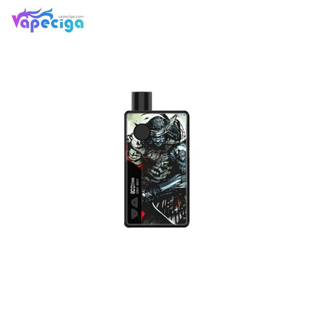 Rincoe Manto AIO Pod VW Starter Kit 80W 3ml Warrior