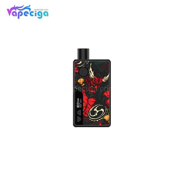Rincoe Manto AIO Pod VW Starter Kit 80W 3ml Raijin