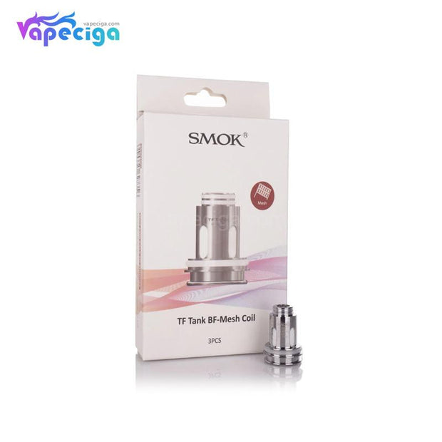 Smok TF Tank Replacement BF Mesh Coil Silver