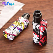 Vapor Storm ECO VV Mod Kit Real Shots with Lion RDA 2ml 90W