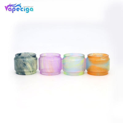 YUHETEC Resin Replacement Tank Tube for TFV8 Baby / Vape Pen 22 19mm Random Color