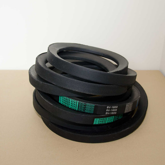8V Wedge belts