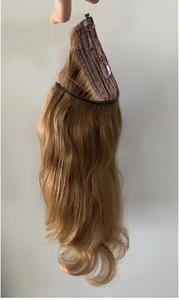 "16"" Single Drawn, Remy, Kidman Halo Hair Extension"