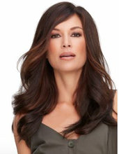 "Load image into Gallery viewer, 18"" Top Full — Synthetic Double Mono Hair Topper"
