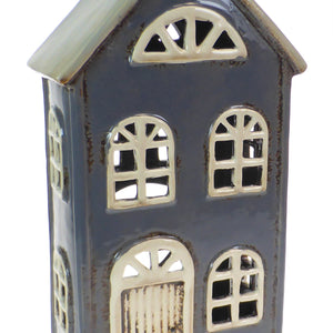 Danish Cottage Ceramic Tea Light Holder