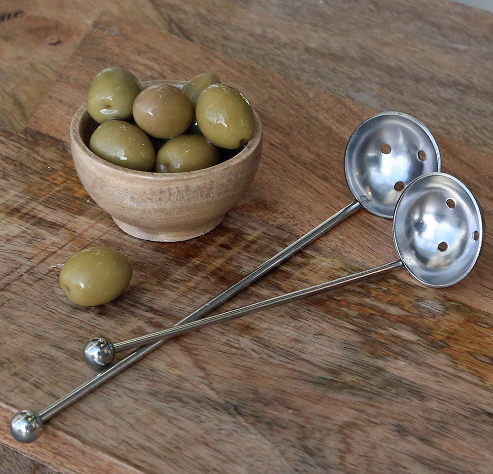 French Olive spoon