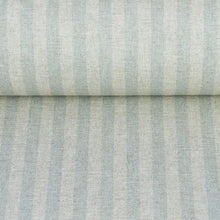 Stamford pale blue stripe curtain and upholstery fabric