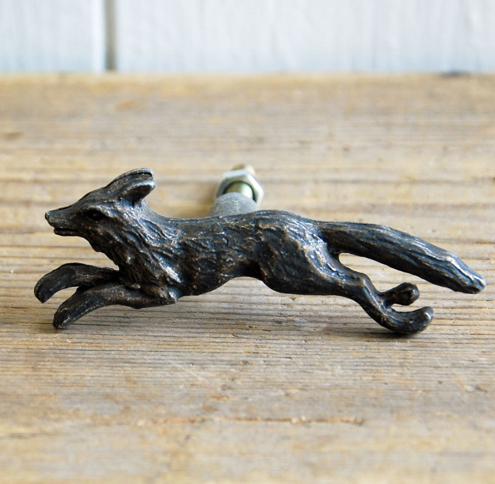 Fox drawer handle pull