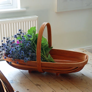 Traditional Norfolk garden trug