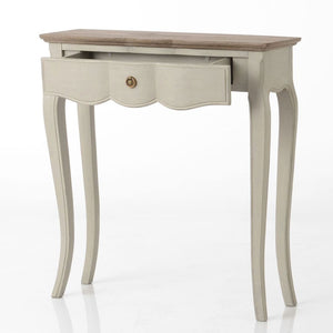 French Madeleine console table